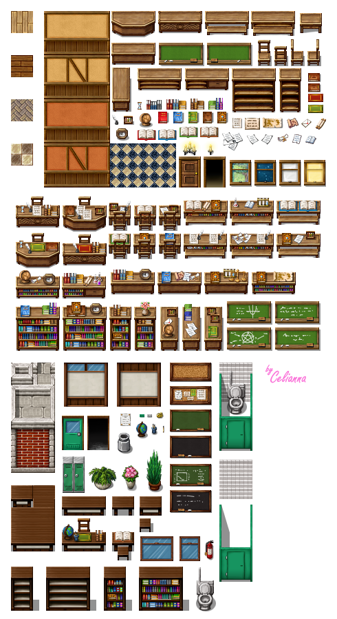 I'm having a spot of Tileset Trouble    | RPG Maker Forums