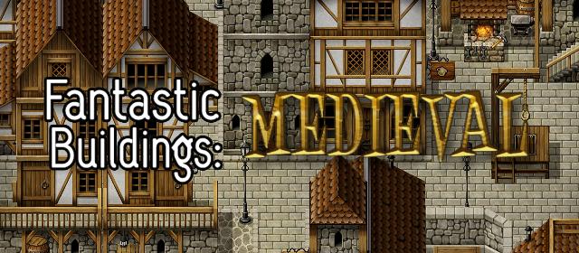 Fantastic Buildings Medieval