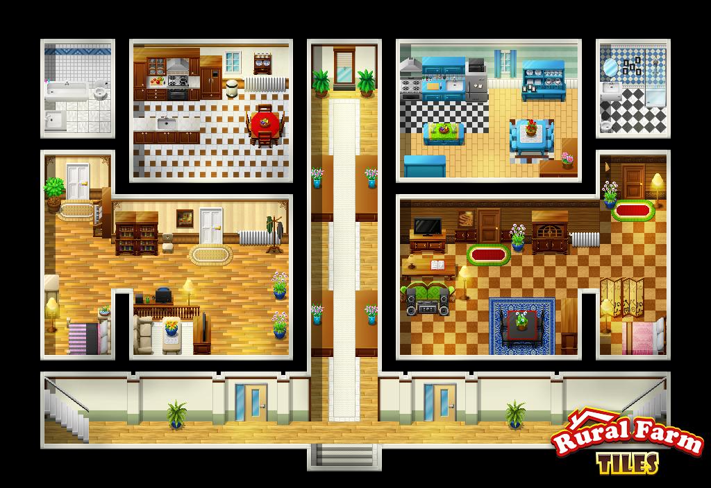 Pixanna | Rural Farm Tiles