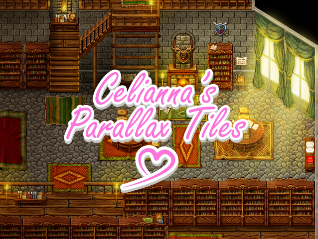 Pixanna | Celianna's Parallax Tiles